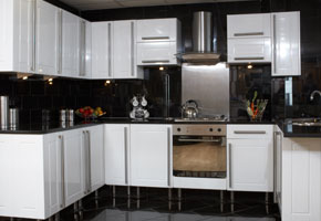 White Shaker New Kitchens 1